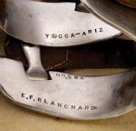 E.F. Blanchard Maker's Marks