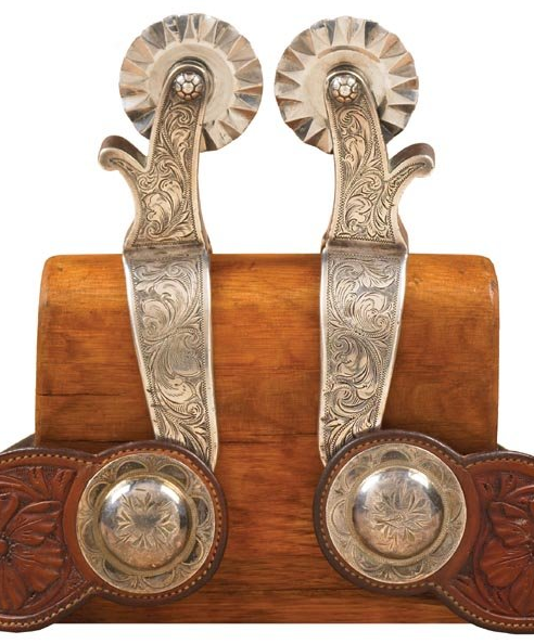 Value Of Edward Bohlin Collectible Bits And Spurs Old