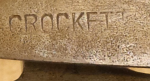 Oscar Crockett Maker's Marks