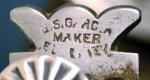 G.S. Garcia Maker's Marks
