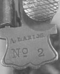 Atanasio Larios Bit and Spur Maker's Marks