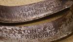 L.D. Stone Company Maker's Marks